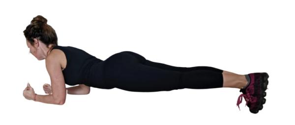 Cum sa faci abdomene cu ajutorul planșei